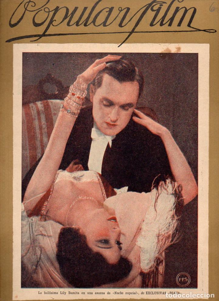 POPULAR FILM Nº 67 - 10 NOVIEMBRE 1927 (Cine - Revistas - Popular film)