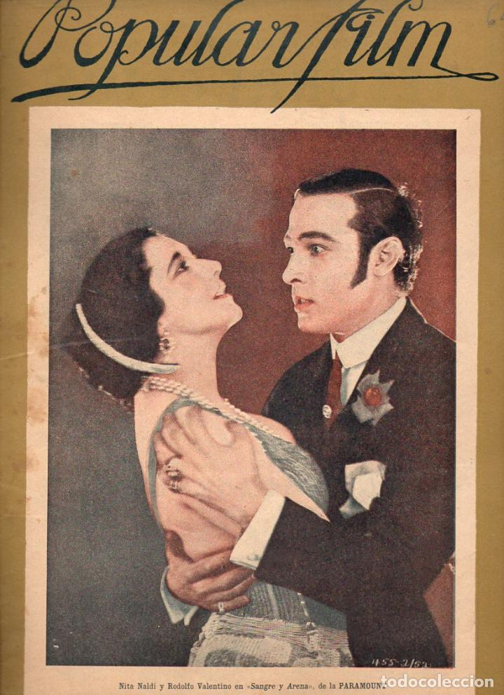 POPULAR FILM Nº 64 - 20 OCTUBRE 1927 (Cine - Revistas - Popular film)