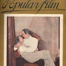 Cine: POPULAR FILM Nº 62 - 6 OCTUBRE 1927. Lote 107740715