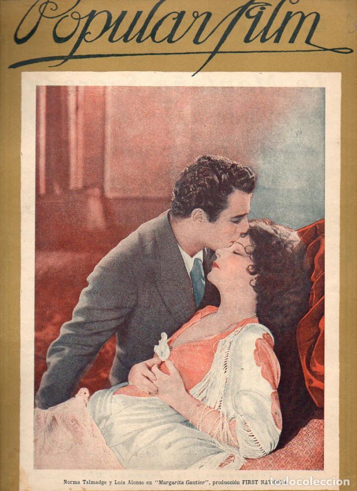 POPULAR FILM Nº 59 - 15 SEPTIEMBRE 1927 (Cine - Revistas - Popular film)