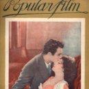 Cine: POPULAR FILM Nº 59 - 15 SEPTIEMBRE 1927. Lote 107740983