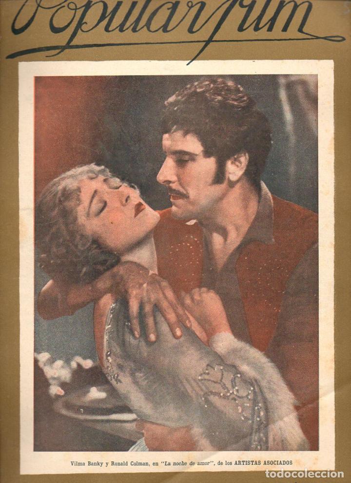 POPULAR FILM Nº 57 - 1 SEPTIEMBRE 1927 (Cine - Revistas - Popular film)