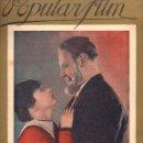 Cine: POPULAR FILM Nº 56 - 25 AGOSTO 1927. Lote 107742623