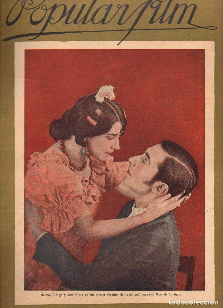 POPULAR FILM Nº 53 - 4 AGOSTO 1927 (Cine - Revistas - Popular film)