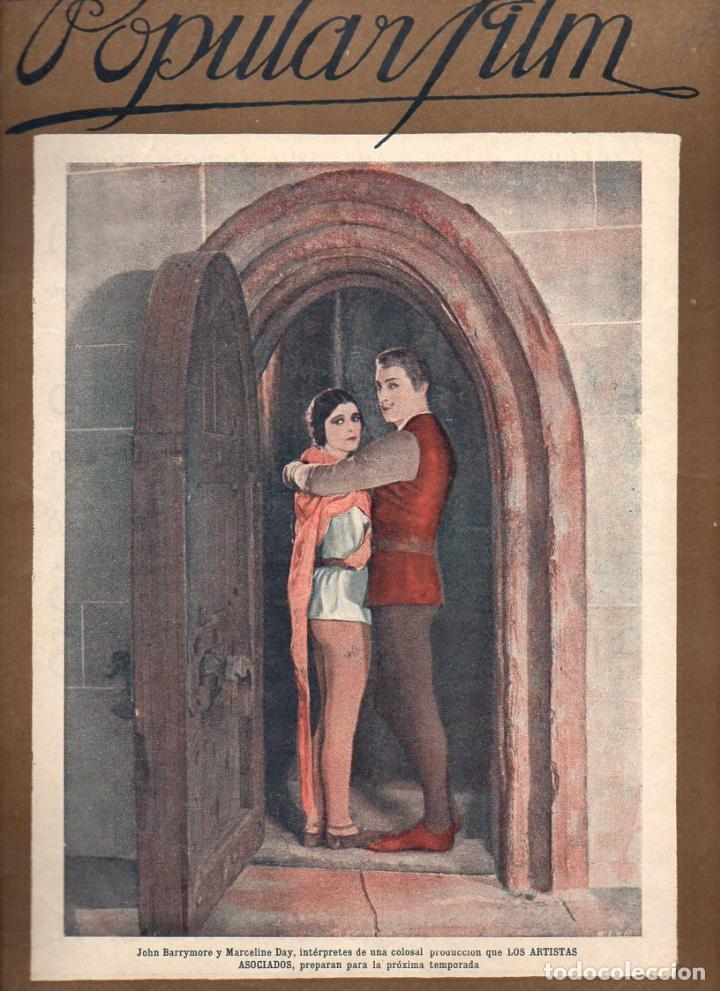 POPULAR FILM Nº 42 - 19 MAYO 1927 (Cine - Revistas - Popular film)