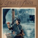 Cine: POPULAR FILM Nº 36 - 7 ABRIL 1927. Lote 107742791