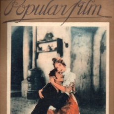 Cine: POPULAR FILM Nº 33 - 17 MARZO 1927. Lote 107742863