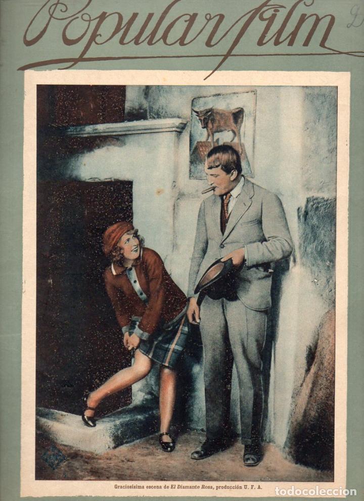 POPULAR FILM Nº 29 - 17 FEBRERO 1927 (Cine - Revistas - Popular film)