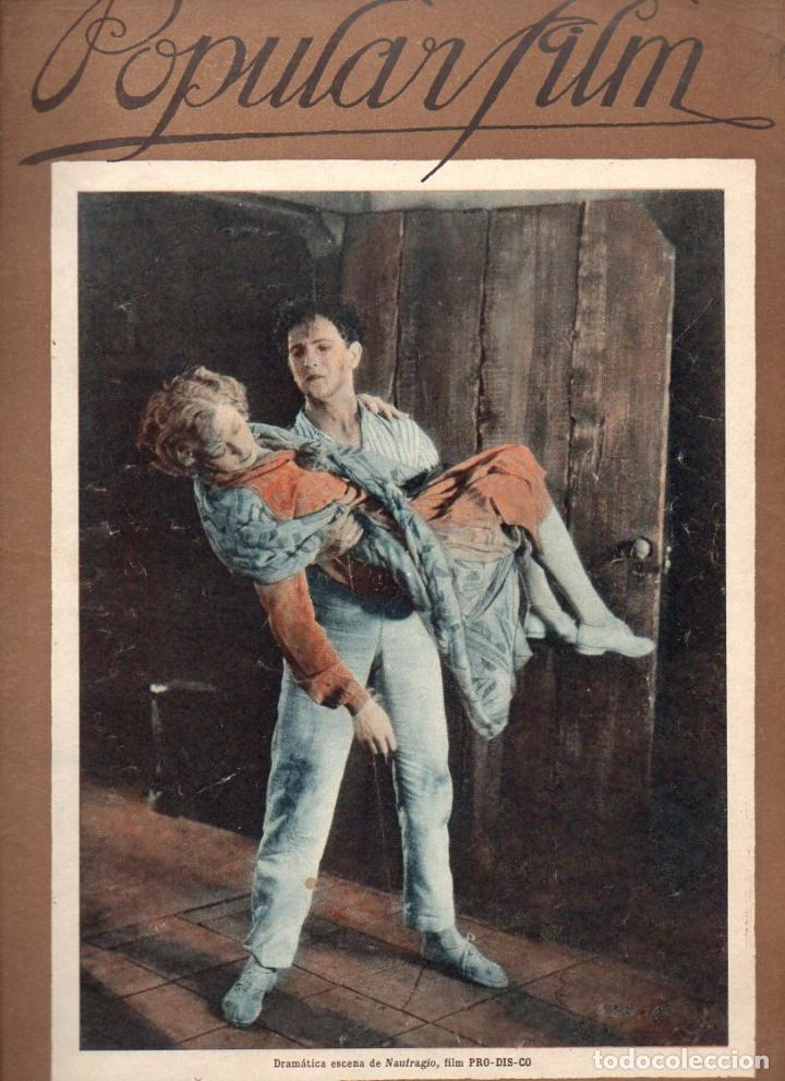 POPULAR FILM Nº 30 - 24 FEBRERO 1927 (Cine - Revistas - Popular film)