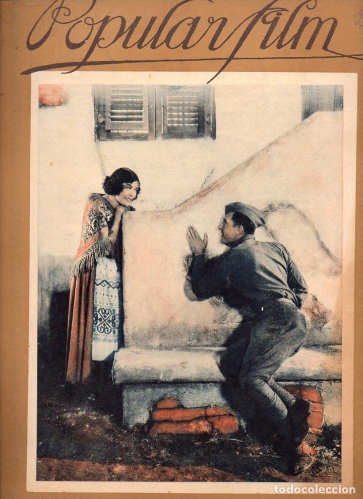 POPULAR FILM Nº 26 - 27 ENERO 1927 (Cine - Revistas - Popular film)