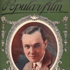 Cine: POPULAR FILM Nº 8 - 24 SEPTIEMBRE 1926. Lote 107743743