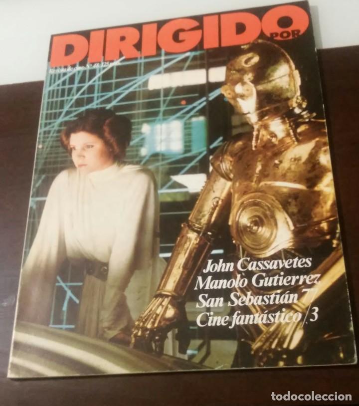 REVISTAD DIRIGIDO POR 48 (Cine - Revistas - Dirigido por)