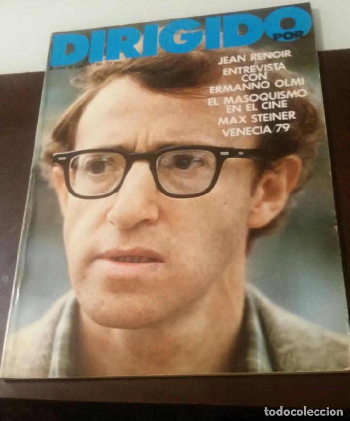 REVISTAD DIRIGIDO POR 66 (Cine - Revistas - Dirigido por)