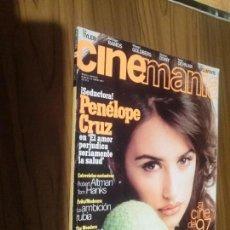 Cine: CINEMANIA 16. RÚSTICA. BUEN ESTADO. TOMO.. Lote 107941939