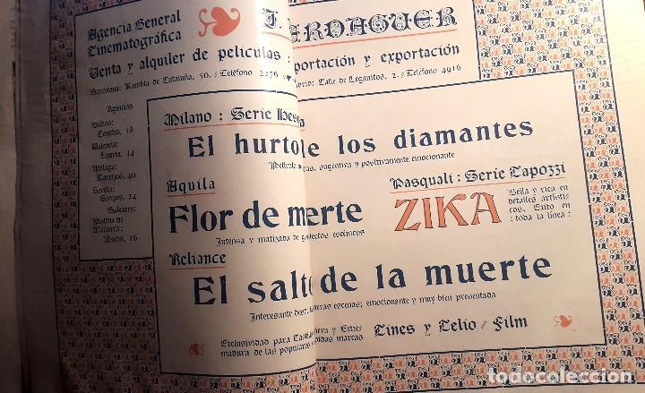 Cine: ARTE Y CINEMATOGRAFIA - 1914 - CINE MUDO - Nº 94 - Foto 3 - 108121459