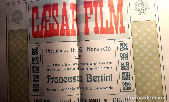 Cine: ARTE Y CINEMATOGRAFIA - 1914 - CINE MUDO - Nº 94 - Foto 7 - 108121459