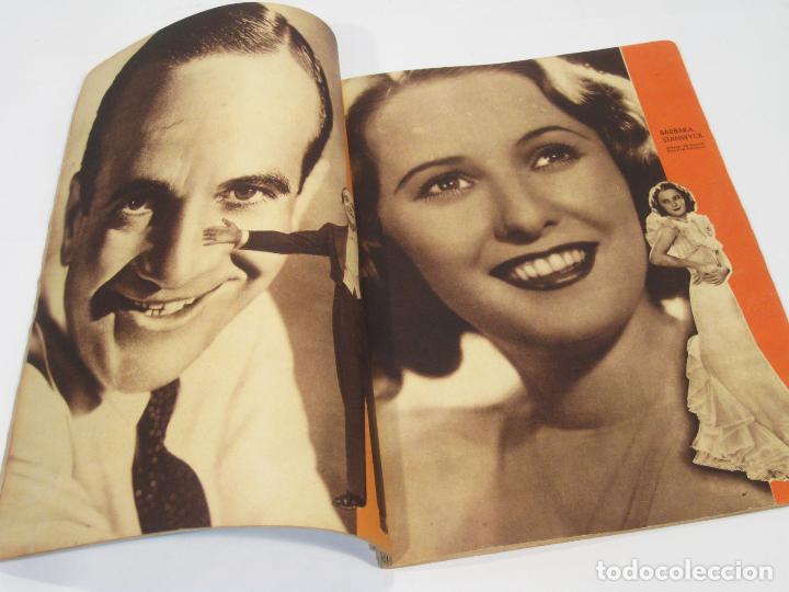Cine: NÚMERO EXTRAORDINARIO DE LA REVISTA DE CINE FILMS SELECTOS. OCTUBRE DE 1934 - Foto 2 - 108447215