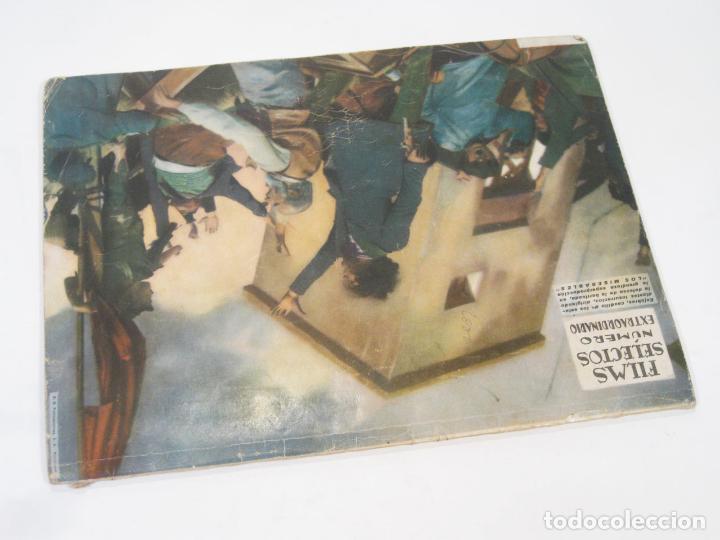 Cine: NÚMERO EXTRAORDINARIO DE LA REVISTA DE CINE FILMS SELECTOS. OCTUBRE DE 1934 - Foto 3 - 108447215