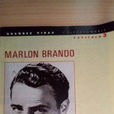 Cine: MARLON BRANDO. Lote 108695595
