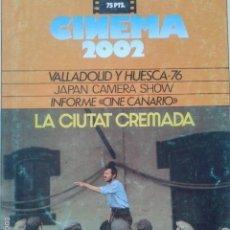 Cine: CINEMA 2002 - Nº 16 - 1976. Lote 108982719