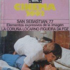 Cine: CINEMA 2002 - Nº 33 - 1977. Lote 108982767