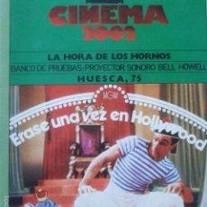 Cine: CINEMA 2002 - Nº 3 - 1975. Lote 108982895