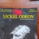 Cine: NICKEL ODEON NÚMERO 14 NICHOLAS RAY 1999. Lote 109163858