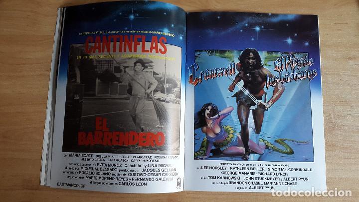 Cine: revista cine - cinematografica española - las aventuras de zipi y zape - sean connery - teresa rabal - Foto 4 - 109336551