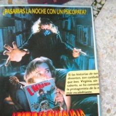 Cine: SHOCKER + LECTURAS DIABÓLICAS - POSTER REVERSIBLE RECORTE REVISTA 21,30 POR 16 CMS. Lote 109536287