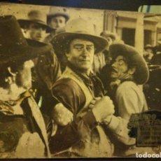 Cine: CARTÓN DE CINE ANTIGUO MANDO SINIESTRO WALTER PIDGEON. Lote 109848675
