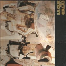 Cine: GUERRA DE LAS GALAXIAS STAR WARS CARTELERA. Lote 110018867