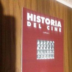 Cine: HISTORIA DEL CINE I. EN EL PRINCIPIO FUE EL MOVIMIENTO. GRAPA. BUEN ESTADO. REVISTA ACCIÓN. . Lote 110757451