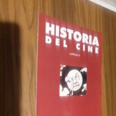 Cine: HISTORIA DEL CINE II. LA LLEGADA DE LA MAGIA. GRAPA. BUEN ESTADO. REVISTA ACCIÓN. . Lote 110757499