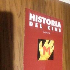 Cine: HISTORIA DEL CINE XII EXPRESIONISMO Y CINE ALEMÁN. GRAPA. BUEN ESTADO. REVISTA ACCIÓN. . Lote 110757543