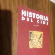 Cine: HISTORIA DEL CINE XI. CINE Y VANGUARDIAS. GRAPA. BUEN ESTADO. REVISTA ACCIÓN. . Lote 110757579