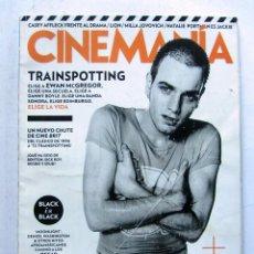 Cine: CINEMANIA N. 257 FEBRERO 2017 TRAINSPOTTING DENZEL WASHINGTON JARED HARRIS. Lote 110898647