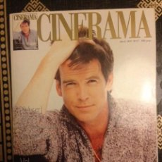 Cinéma: REVISTA CINERAMA Nº 57 ABRIL 1997 - PIERCE BROSNAN - VAL KILMER - CAYETANA GUILLEN CUERVO. Lote 111638291
