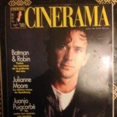 Cine: REVISTA CINERAMA Nº 59 JUNIO 1997 - TIMOTHY HUTTON - BATMAN Y ROBIN - JULIANNE MOORE. Lote 111638339