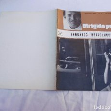 Cinema - DIRIGIDO POR... Nº 3. BERNARDO BERTOLUCCI. ESTUDIO JULIAN RODRIGUEZ - 112560955