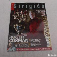 Cinéma: DIRIGIDO POR... Nº 436: ROGER CORMAN. NUEVO CINE ESPAÑOL. TRILOGIA PARAISO. EL ESPIRITU DEL 45. MUD. Lote 221268690