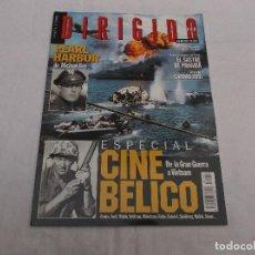 Cine: DIRIGIDO POR... Nº 302. EXTRA. ESPECIAL CINE BELICO, DE LA GRAN GUERRA A VIETNAM. PEARL HARBOR. Lote 277132863