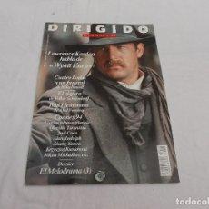 Cinéma: DIRIGIDO POR... Nº 225: DOSSIER EL MELODRAMA (3). CUATRO BODAS Y UN FUNERAL. CANNES 94. BAD LIEUTENA. Lote 219275625