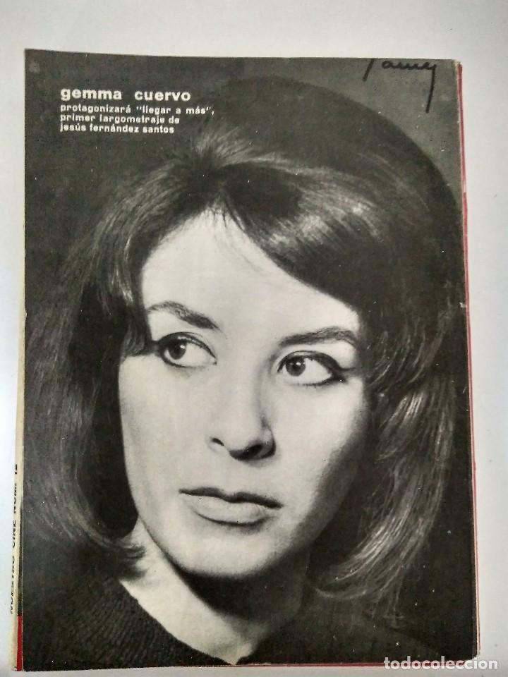 Cine: Revista Nuestro Cine nª 11.- Mayo 1962 - Foto 2 - 112989447