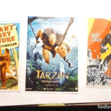 Cine: LOTE REPRODUCC. TARZAN-KING KONG. Lote 113001867