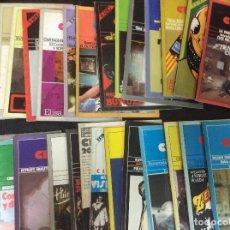 Cine: LOTE 33 REVISTAS CINEMA 2002 - AÑOS 1977, 1978 Y 1979 EN BUEN ESTADO. CINE ESPAÑOL. Lote 113059723
