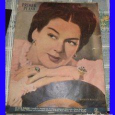 Cine: PRIMER PLANO 1948 N.º 417 ROSALIND RUSSELL ORSON WELLES ELENA PARKER MERY MARTIN GINGER ROGERS . Lote 113122271