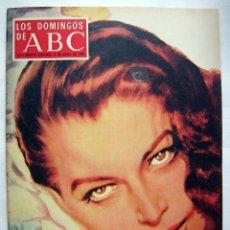Cine: AVA GARDNER, CARMEN SEVILLA. REVISTA ABC. AÑO 1970.. Lote 113165123