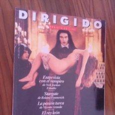 Cine: DIRIGIDO POR... 230. REVISTA DE CINE. CON LOMO. BUEN ESTADO. . Lote 113247443