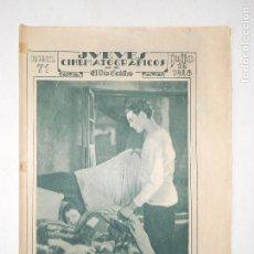Cine: REVISTA JUEVES CINEMATOGRÁFICOS Nº 71 DEL 12 JULIO 1928 - FOTOS DE TODAS LAS PÁGINAS -. Lote 113328171