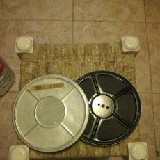 Cinéma: PELICULA PATHE BABY 9,5 MM S-610 EL ABOGADO.CAJA METALIC. Lote 113832163